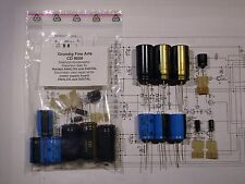 GRUNDIG FINE ARTS CD 9009 Netzteil Elkos power supply recap caps recapping kit