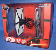 Star Wars First Order Special Forces Tie Fighter Die Cast Disney Store