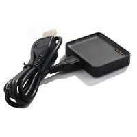 Charger Charging Dock Cradle Adapter + USB Cable for LG G Watch W100 Smart Watch