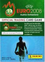 CARTE PANINI FOOT - UEFA EURO 2008 - OFFICIAL TRADING CARD GAME - a choisir