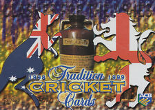 1998/99 Select Tradition Cricket Hobby complete 100 card ALL Chrome base set