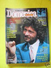 DOMENICA DEL CORRIERE ANNO 88 N. 48 29 NOVEMBRE 1986