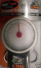 NEW FISHING SCALE ALSO WEIGHS LUGGAGE  AIR SCALES