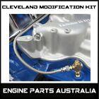 FORD CLEVELAND V8 302 351 & STROKER OIL SYSTEM MODIFICATION KIT DRAG RACE CAR