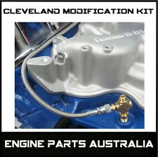 FORD CLEVELAND V8 302 351 & STROKER OIL SYSTEM MODIFICATION KIT DRAG RACE CAR