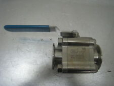 A&N Corporation E4200-QF50 High Vacuum Ball Valve KF50 Flange, S57668-70155-02