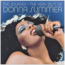 DONNA SUMMER THE JOURNEY BEST OF CD 2 DISC LIMITED EDITION POP 2004 NEW