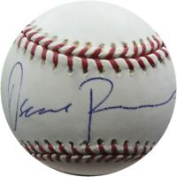 Oscar Robles Hand Signed Official Major League Baseball W/ COA