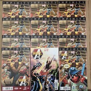 MIGHTY AVENGERS 1 10 Copies 1:50 Hitch Deadpool Variant Monica Rambeau Spectrum