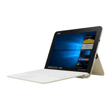 "ASUS Transformer Mini T103HAF 10.1"" (128 GB, Intel Atom Quad-Core, 1.44 GHz, 4 GB) Laptop - Gold - T103HAF-GR028T"