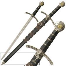 Crusader Knights Of Templar Reniassance Medieval Short Sword Dagger  Cosplay