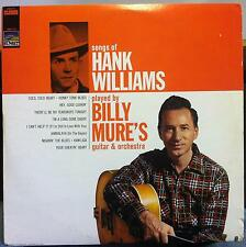 Billy Mure - Songs Of Hank Williams LP VG+ SUS-5173 Stereo 1967 Sunset USA
