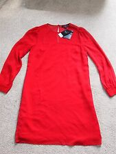 Brand New Next Tailoring Women's Ladies Red Party Dress size 6 £50