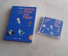 Wickie, Slime und Paiper (Buch und Doppel-CD)