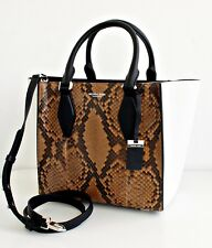 Michael Kors Collection Tasche/Bag Gracie Medium Colorblock Tote PYTHON NEU!