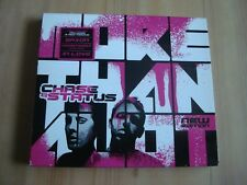 CHASE AND STATUS - MORE THAN A LOT (NEW EDITION) (WITH SLIPCASE)