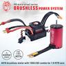 6S 150A Waterproof ESC w/ Brushless 2000KV Motor For 1:8 EREVO E-Revo E-Maxx UDR
