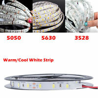 5m/16ft SMD 3014 3528 5050 5630 300/1020 LED Waterproof Flexible Strip Light New