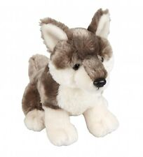Ravensden Wild Wolf Cute Plush Soft Toy 18cm FR002WO **TRACKED**