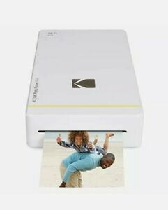 Kodak Mini Portable Mobile Instant Photo Printer - Compatible with Android & iOS