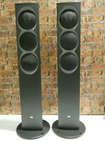Pair Of Linn Komponent 110 Home Cinema Theatre Floorstanding Stereo Loudspeakers