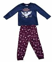 Primark kids Boys/Girls Harry Potter Hedwig Fleece Pyjama Set PJS Nightwear