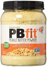 BetterBody Foods PB Fit Powder Peanut Butter 30 Ounce
