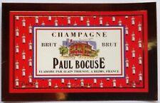 Thienot champagne Alain-label-paul bocuse-gross - #9448