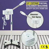 UV Ozone Facial Steamer Machine Beauty Salon Aromatherapy Skin Care Equipment CE