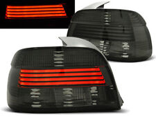 LED REAR TAIL LIGHTS LDBM65 BMW 5 SERIES E39 SALOON 2000 2001 2002 2003 SMOKE