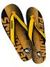 Pittsburgh Penguins Mens Sandal Flip Flop NHL Contour Fade Wordmark Sandals