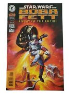 STAR WARS BOBA FETT ENEMY OF THE EMPIRE 1 (1999, DARK HORSE COMICS)