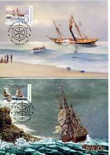 2017 Shipwrecks - Maxi Cards (3)