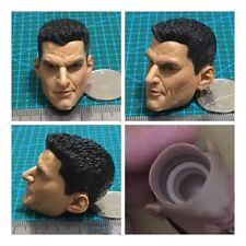 "HOT TOYS 1:6 Scale  Head Sculpt + Nesse For 12"" Male Action Figure"