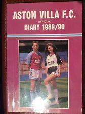 Aston Villa FC Official Diary 1989/90