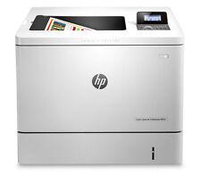 HP - LaserJet Enterprise M553dn Color Printer - Light Gray