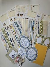 Vintage Marjolein Bastin Stickers Hallmark Butterflies Borders Bees Card Frames