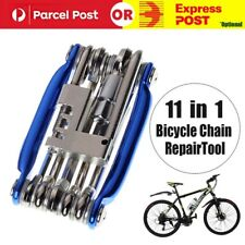Portable Multi-function Bike Bicycle Chain Extractor Cycling Repair Tools Kit AU