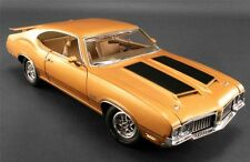 ACME 1970 OLDSMOBILE 442 HOLIDAY COUPE DR OLDS GMP 1:18 DIECAST VINTAGE STREET