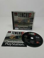 Tenchu 2 Birth of the Stealth Assassins - MINT - PlayStation 1 PS1 retro games