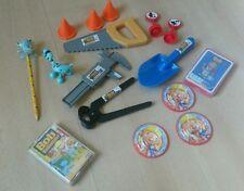 Bob d. Baumeister Super Set : Kassette Puzzle Kartenspiel Werkzeug Bleistift