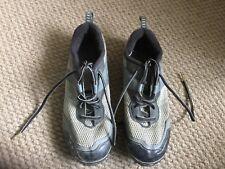 SHIMANO. MT 23 Hommes Gris Chaussures pour le cyclisme avec crampons Taille EU 43