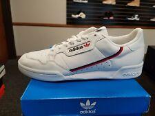 Brand New in Box ADIDAS RETRO MENS CONTINENTAL 80 WHITE 'RASCAL' B41674