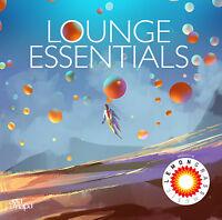 CD Lounge Essentials presented by Lemongrass von Various Artists 2CDs