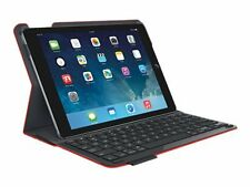 Logitech Type Folio Keyboard Cover for iPad Air 1 Red - Russian Layout