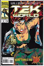 Marvel Epic Comics - Tex World - Vol 1 #11 July 1993