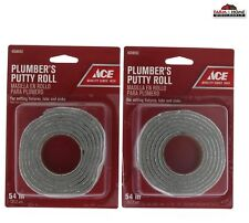 2 Plumber Putty Tape Rolls ~ New