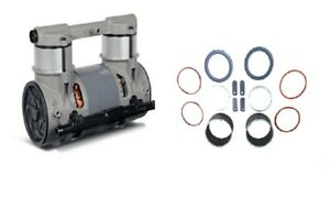 Thomas 2450 Compressor Rebuild Kit Respironics Everflo o2 Concentrator 2450AE38