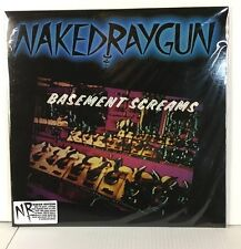 Naked Raygun - Basement Screams LP Record - BRAND NEW - Re-issue