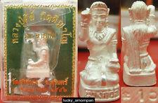 Thai Lady Nangkwak Goddess Statue Amulet Trade Luck Rich Wealth Attract Money